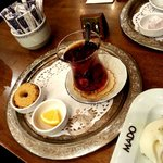 чай в Мадо