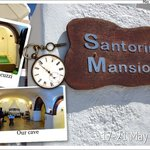 Santorini Mansion