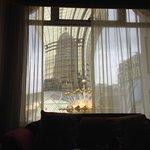 窓からおとなりのグランドリスボアが。