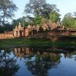 Fascinating temples