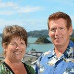 Your Hosts: Helen & Peter