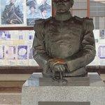 秋山真之銅像