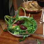 Vegetable side