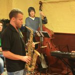Trio de jazz
