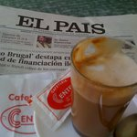 Good news  -  good coffee served