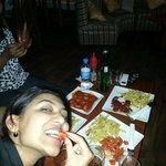 FOOD!!! :D
