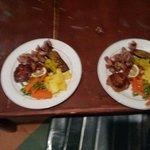 Belles plats
