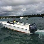 Sstorm Boats Mauritius