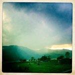 Vue de Pokhara 10 min à pieds de l'hotel
