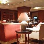Aryaduta lounge