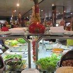 Oasis Churrascaria - Le buffet