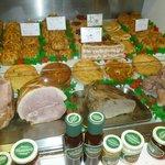 Foodie displays