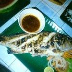 My delicious fish!