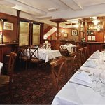 Hodgkinson's Victorian Dining room and bar