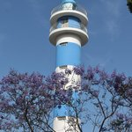 le phare de TORRE DEL MAR