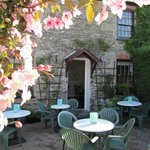 Cosy Nook tea room and garden