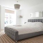 Luxury Apartment King Size Bedroom