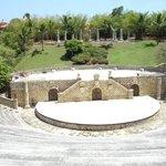 Coliseo en Altos de Chavon
