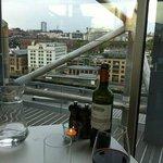 Fine wine, finer view!