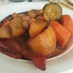 Couscous di legumi e verdure