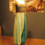 Harem pants outfit worn by Lady Sybil