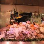 Sea food for sale