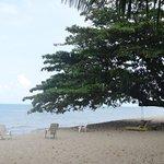 whitw sand beach