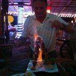 Chef Mike's magic tricks