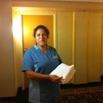 Rossy our housekeeper