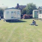 A very beautiful caravan...