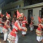 Special Poya day ceramany