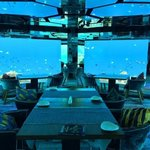 SEA underwater restaurant