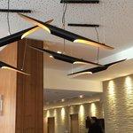 Modern design lighting
