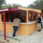 The bar at Cadushy