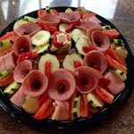 Antipasto Salad ready for Catering!!!