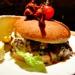 Le burger du Grognard