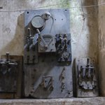 Old electrical equipment