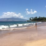 Gorgeous day at Wailea Beach!