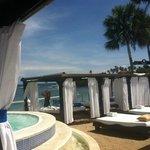 VIP Beach at the Tropical