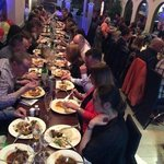 great party at Saray