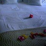 always flowers in your room