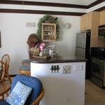 unit 61 kitchen area