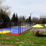 State of the Art Multi Game Court