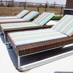 Pool Sundeck Lounge Chairs