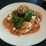 Mozzarella-Tomato Salad