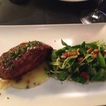 Presa de Iberic (Grilled Iberic Pork)