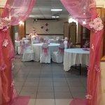 Comparta con nosotros la dicha de celebrar su boda
