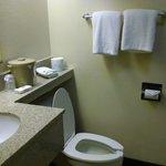Bathroom - sink area