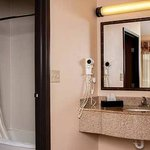 Our restrooms amenities allow you to feel comfortable and provide you with eveyrthing you need w