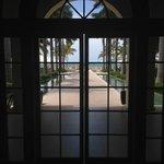 Lobby Facing Beach